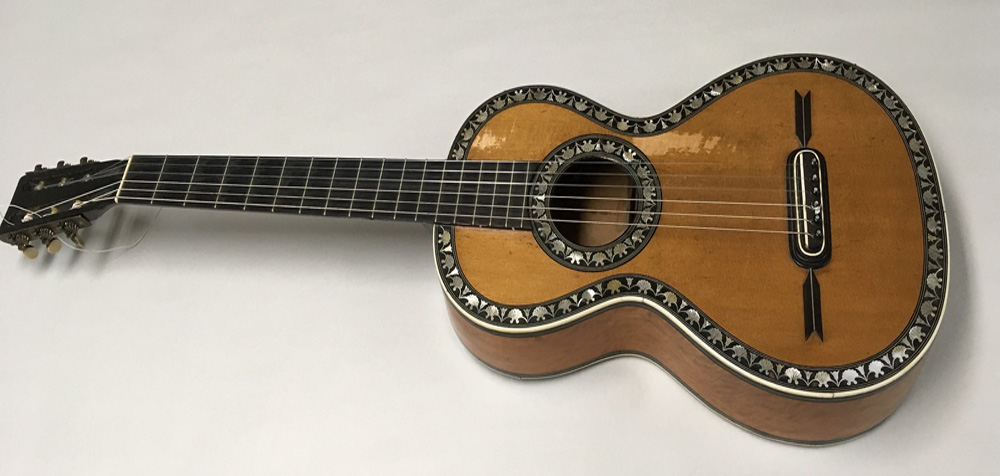 Blackbird String Arts Guitar